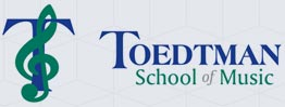 Toedtman School of Music logo