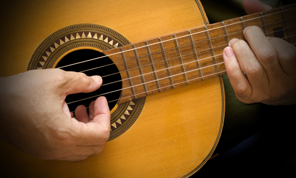 benefit of playing guitars Playing a musical instrument may bring physical and mental health benefits, research suggests credit: man playing guitar photo via shutterstock the healthy geezer answers questions about health.