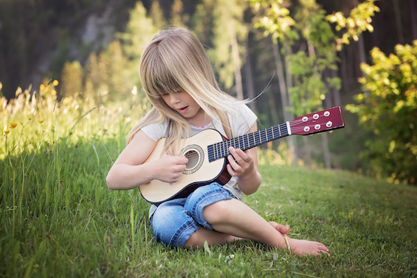 young musician in Cincinnati