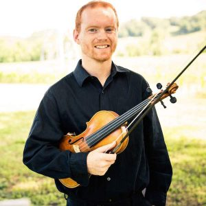 Matt Dickey - Violin Teacher