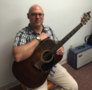 Will Toedtman - Cincinnati Guitar Teacher