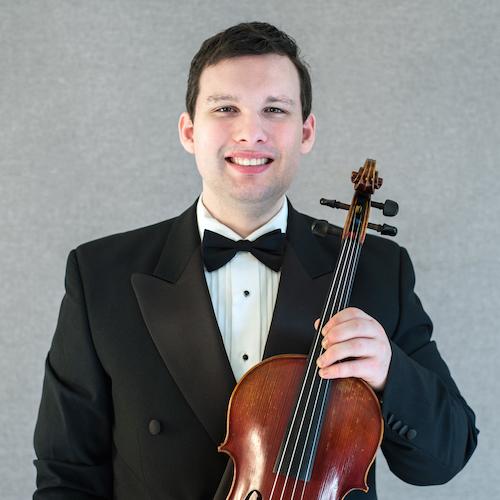 Peter Gorak Cincinnati Violin Lessons