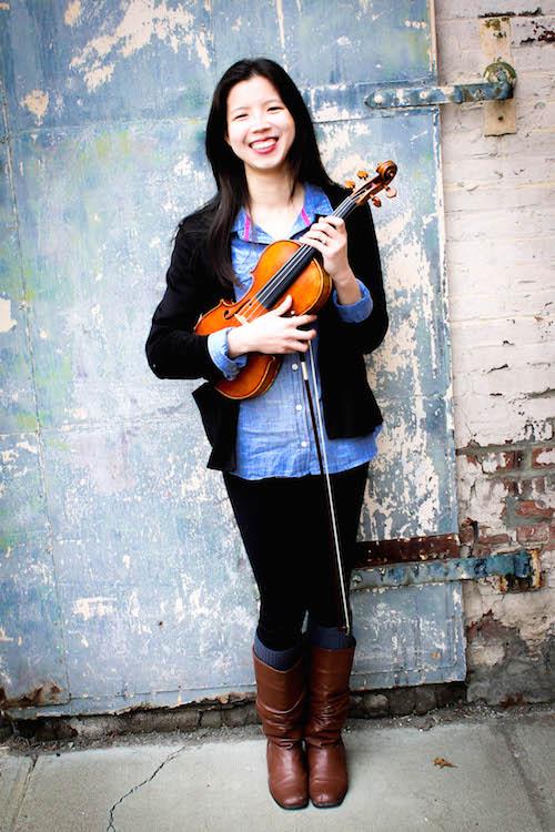 Sarah Gorak Cincinnati Violin Lessons