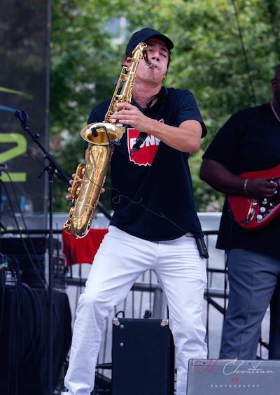 eli gonzalez saxophone teacher